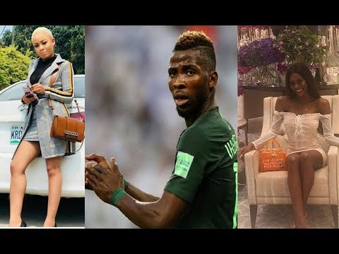 NINA AND KHLOE DATING NIGERIAN FOOTBALLER,KELECHI IHEANACHO