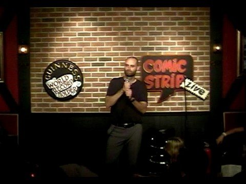 Comedian Ted Alexandro: Abortion