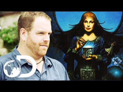 Josh Gates Visits The Fountain Of Youth To Find Byron Preiss' Secret Treasure   Expedition Unknown