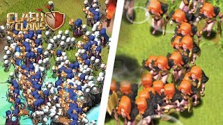 Video 8 Attacks That Were So Powerful That They Broke Clash of Clans MP3, 3GP, MP4, WEBM, AVI, FLV Oktober 2017