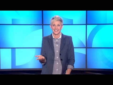 jeans - Back in season 8, Ellen talked to her audience about buying jeans. We've all been there.