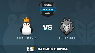 Team Kinguin vs. G2 Esports - ESL Pro League S5 - de_cobblestone [CrystalMay]