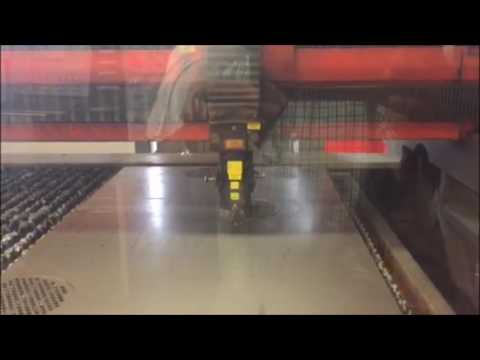 3D Laser BYSTRONIC Bystar 3015-4400 W 2007