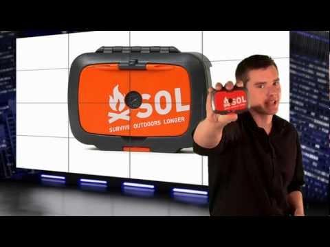 0140-0828 -- SOL Origin Survival Essentials Kit