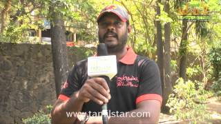 Director R Vijaya Kumar Speaks at Naangellam Edagoodam Press Meet