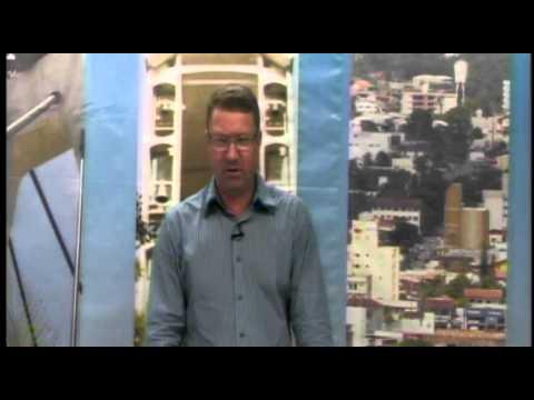 TV Brusque - Ato de vandalismo em Guabiruba