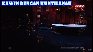 Video Kawin Dengan Kuntilanak! | Menembus Mata Batin (Gang Of Ghosts) | ANTV Eps 74 13 November 2018 MP3, 3GP, MP4, WEBM, AVI, FLV September 2019