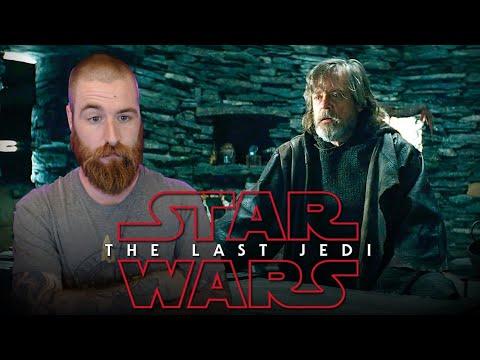 The Last Jedi Deleted Scenes - Reaction!