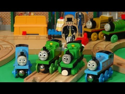 Thomas - Play Doh Thomas and Friends , we make Oliver out of Play Doh as requested by one of our YouTube Fans. Making Thomas and friends Trains from Play Doh is fun a...