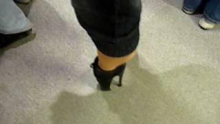Ballet Boots In Public