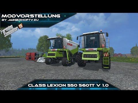 Class Lexion 560TT 550 v1.2