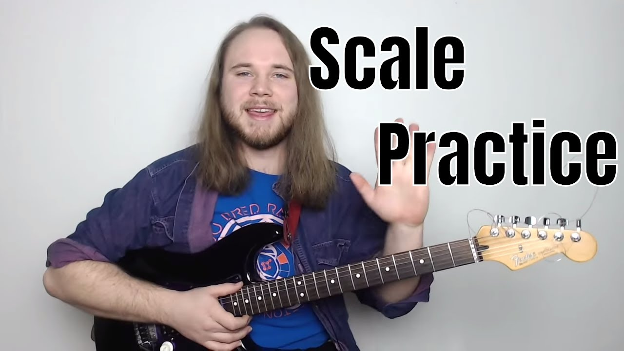 How To Practice Guitar Scales Effectively