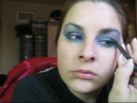 mac makeup eyes. EYES LOOK w/ MAC make up