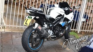2. The Truth About Hyosung GT650Rs -  Review