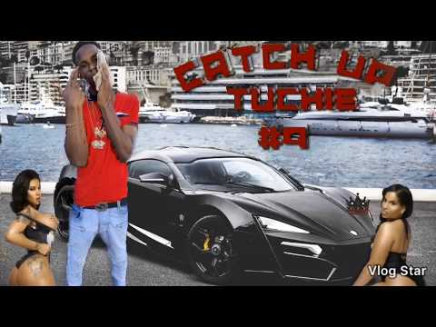 TUCHIE Numbernine - CATCH UP ( OFFICIAL AUDIO)