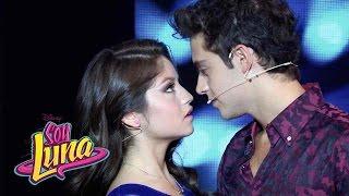 Soy Luna  Momento Musical  Luna y Matteo cantan Qué más da