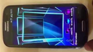 Xperia z next launcher theme YouTube video