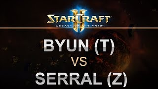 Nonton StarCraft 2 - Legacy of the Void 2017 - ByuN (T) v Serral (Z) on Grime Film Subtitle Indonesia Streaming Movie Download