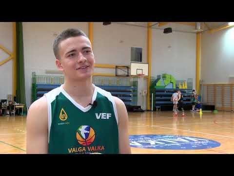 VEF basketbola akadēmija Valkā