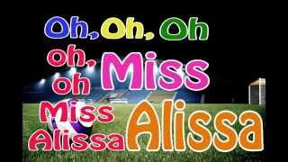 Eagles Of Death Metal - Miss Alissa Lyrics video