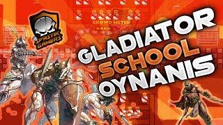 Gladiatör School'un Türkçe Oynanış Videosunda , Pipitus Hanedanlığının Hayatı İle Karşınızdayım Babuşlar. Yeni Gelen Updatele Birlik Açılan Arena Sisteminde , Bütün Hanedanlıkların Şampiyonlarıyla Kapışıp En İyisi Olmaya Çalışıyoruz. İyi Seyirler Babuşlar.Musa Babuş YouTube Kanalı ; goo.gl/V9rsca---------------------------------Mobil Uygulamam---------------------------------Mobil Uygulamamı Ücretsiz Olarak , Android Cihazınıza İndirin ; https://goo.gl/372faZMobil Uygulamamı Ücretsiz Olarak , İOS Cihazınıza İndirin ; https://goo.gl/tAZH8g-------------------------------Sosyal Medya Linklerim------------------------------SpastikGamers - YouTube Kanalım ; https://goo.gl/O3ULoaSpastikGamers - İzlesene Kanalım ; https://goo.gl/cF5YhYSpastikGamers - Facebook Sayfam ; https://goo.gl/hux1RDSpastikGamers - Twitch Kanalım ; http://goo.gl/6CTRZySpastikGamers - Google Sayfam ; https://goo.gl/0xzXXM SpastikGamers - Steam Profilim ; http://goo.gl/NNSJAASpastikGamers - Steam Grubum ; http://goo.gl/psKvjW---------------------------------Özel Açıklama------------------------------------SpastikGamers YouTube Kanalına Hoşgeldiniz , Bu Kanalda Birbirinden Eğlenceli Oyun Videolarını İzleyebilir Ve Zamanınızı Daha Keyifli Geçirebilirsiniz. Birbirinden İlginç Eğlenceli Oyunların Yanı Sıra , Strateji , Aksiyon , Savaş Ve Bağımsız Yapım Oyunların Videolarını , Bu Kanalda İzleyebilirsiniz. Oyun Videolarında Aradığınız Şey Eğlenceyse Doğru Adresteniz , Sizde Abone Olarak Kanalımızdaki Eğlenceye Ortak Olabilirsiniz.