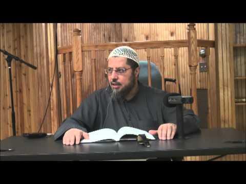 شرح كتاب فقه السنة 9 / 6 / 2014