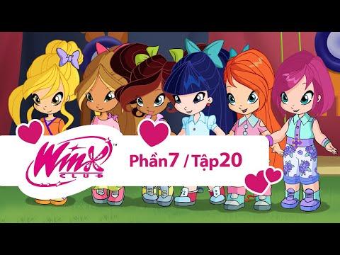 Winx Club - Winx Công chúa phép thuật - Phần 7 Tập 20 [trọn bộ] - Thời lượng: 22 phút.