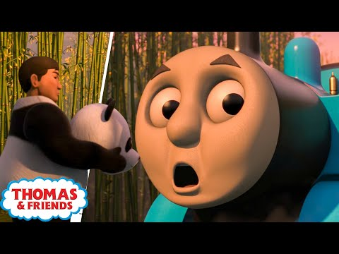 Thomas & Friends UK | Thomas in the Wild | Best Moments of Season 22 Compilation | Vehicles for Kids