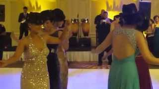 رقص باباکرم در عروسی