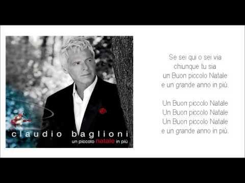 Tekst piosenki Claudio Baglioni - We Wish You A Merry Christmas po polsku