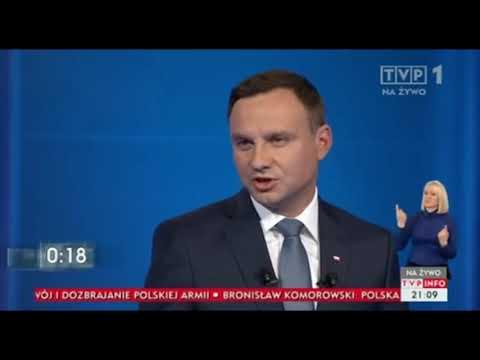Andrzej Duda miażdży Andrzeja Dudę w temacie pandemii.