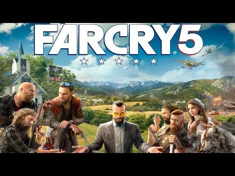 Far Cry 5 - начало на русском языке.