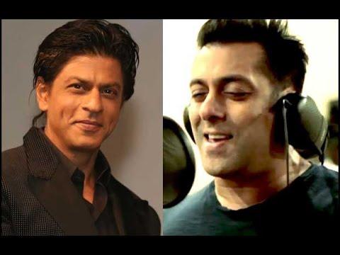 Why Salman Khan Thinks Shah Rukh Khan Can't Sing
