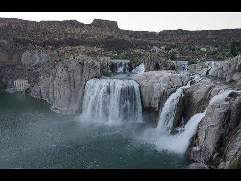 Шошоне фаллс Идахо.Знаменитые водопады и советы \старого путешественника\.
