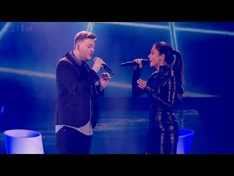 James and Nicole sing Bob Dylan's Make You Feel My Love – The Final – The X Factor UK 2012