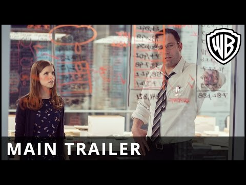 'The Accountant' – Main Trailer (Ben Affleck)