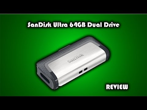 SanDisk Ultra 64GB Dual Drive USB Type-C Review