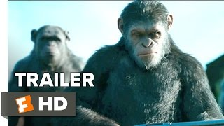 Nonton War For The Planet Of The Apes Official Trailer 1  2017     Andy Serkis Movie Film Subtitle Indonesia Streaming Movie Download