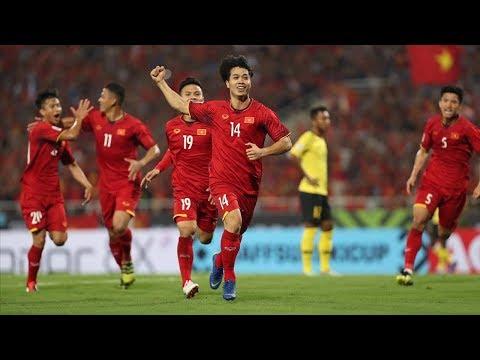Hightlights | Việt Nam 2-0 Malaysia | Vòng bảng AFF Cup 2018 | BLV Quang Huy - Thời lượng: 2 phút, 4 giây.