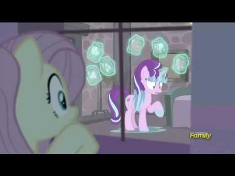 Fluttershy learns Starlight's secret - The Cutie Map, Part 2