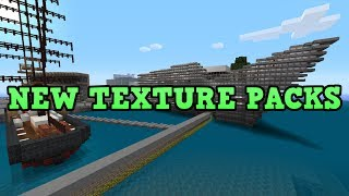 "Minecraft Console New Texture Packs (3) ""City Texture Pack"""