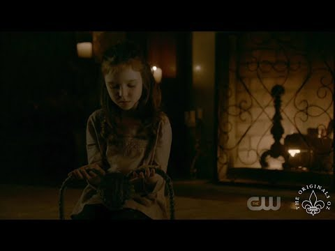 The Originals 4x11 Klaus almost daggers Kol. Hope unlinks Davina. The Hollow is in Hope