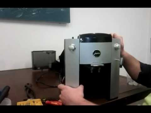 How to fix a JURA coffee machine (Part 1)