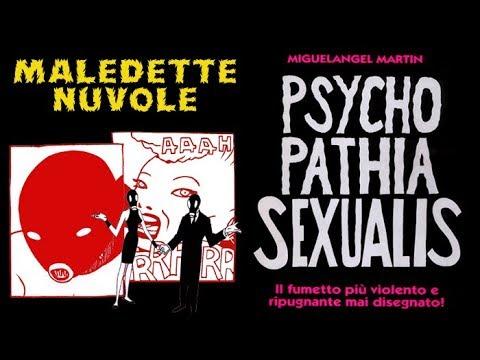 Maledette Nuvole – Psychopathia Sexualis [di Miguel Angel Martin]