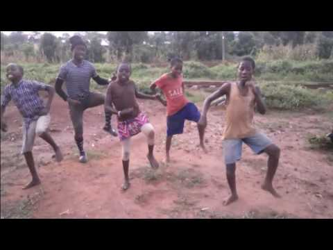Blessed Kids Dancing - Eddy Kenzo's   Let's Go