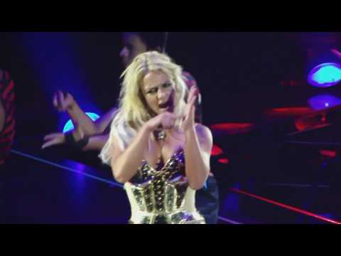 Britney Spears Radar-Live Circus Tour DVD Multiangle 1080p