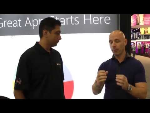 Microsoft TechEd 2014 - John Papa and Mehul Harry