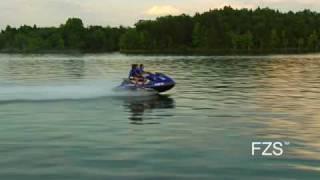 7. 2010 Yamaha FZS WaveRunner