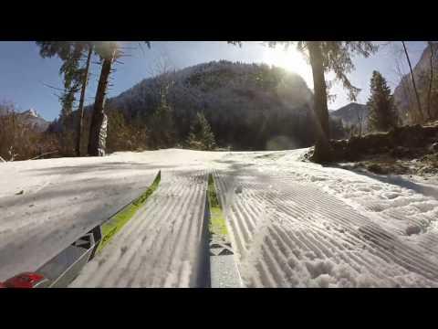 Ski Area Le Pèze Pista sci di Fondo ad Imer Primiero Pale San Martino di Castrozza Dolomiti Trentino