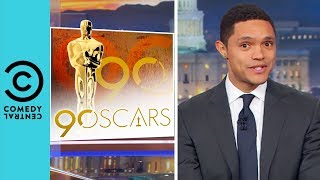 Video The Most Diverse Oscars Ever | The Daily Show MP3, 3GP, MP4, WEBM, AVI, FLV Maret 2018